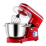 Aucma Küchenmaschine Knetmaschine 1400W,...