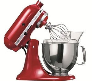 Kitchenaid Artisan Teigknetmaschine