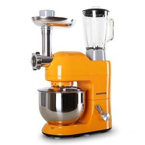 küchenmaschine mit zubehör mixer