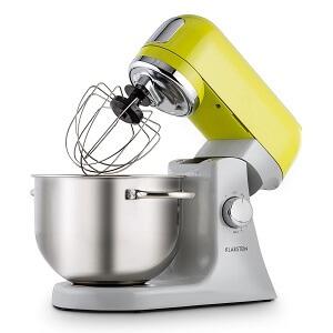 welche küchenmaschine für schwere teige