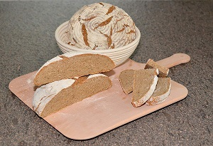 Knetmaschine zum Brotbacken